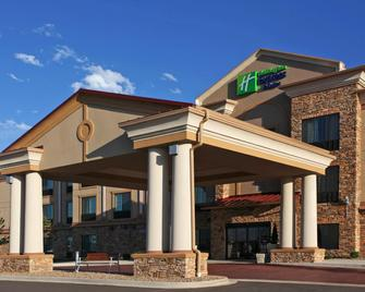 Holiday Inn Express Hotel & Suites Longmont - Longmont - Building