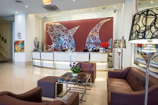 Hotel Sentral Pudu - Kuala Lumpur - Front desk