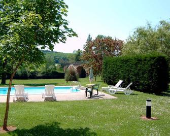 Hôtel du Parc - Montignac - Pool