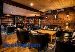 Eriks Villa - Funäsdalen - Lounge