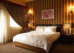 New Park Hotel - Kuwait City - Bedroom