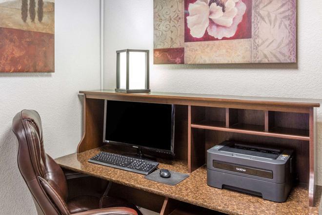 鹽湖城機場溫德姆米克羅飯店 - 鹽湖城 - 商務中心