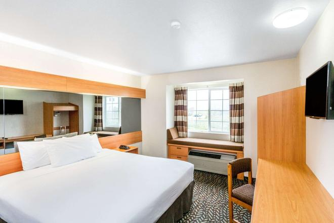 Microtel Inn & Suites by Wyndham Salt Lake City Airport - Salt Lake City - Makuuhuone