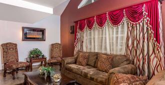 Microtel Inn & Suites by Wyndham Salt Lake City Airport - Σολτ Λέικ Σίτι - Σαλόνι