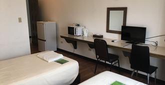 Himawari Hotel - Garapan - Bedroom