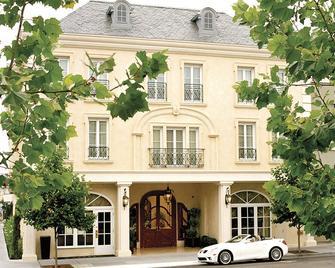 Hotel Les Mars - Healdsburg - Building