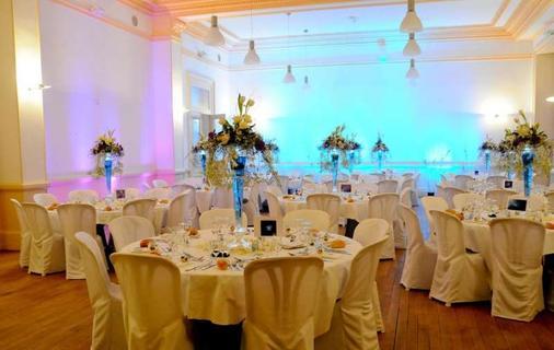 Appart'Hotel Le Splendid d'Allevard - Allevard - Banquet hall
