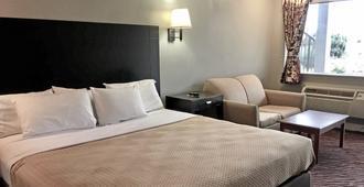 Red Carpet Inn & Suites - Danville - Bedroom