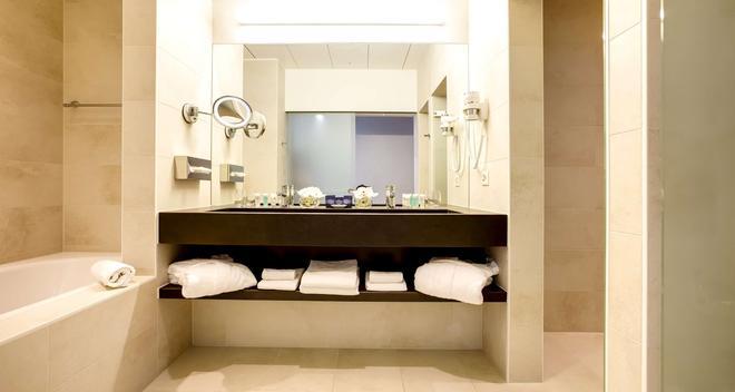 Best Western PREMIER Hotel Beaulac - Neuchâtel - Μπάνιο