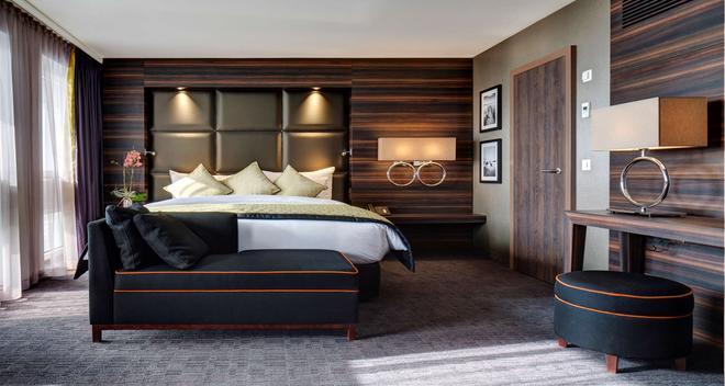 Best Western PREMIER Hotel Beaulac - Neuchâtel - Κρεβατοκάμαρα