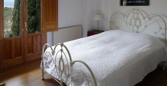 Las tres terrazas - Granada - Bedroom
