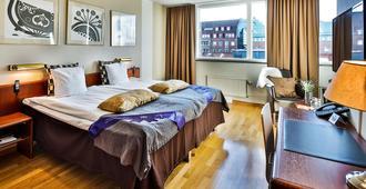 First Hotel Jörgen Kock - מאלמה - חדר שינה