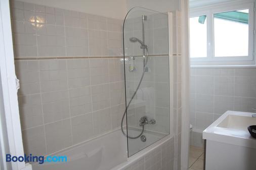 Hôtel de la Rhune - Sare - Bathroom