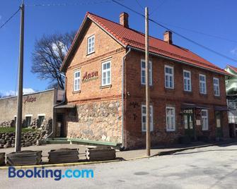 Aasa Külalistemaja - Viljandi - Building