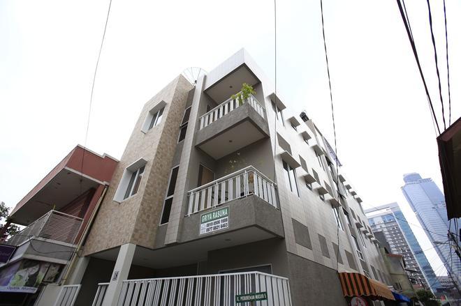 卡雷特佩杜雷南 2 號瑞德多茲酒店 - 雅加達 - 南雅加達 - 建築