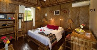 Sampaguita Resort Moalboal - Moalboal - Habitación
