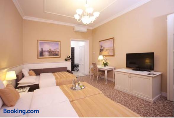 Booking Rooms - Belgrade - Bedroom