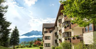 Dorint Sporthotel Garmisch-Partenkirchen - Garmisch-Partenkirchen - Rakennus