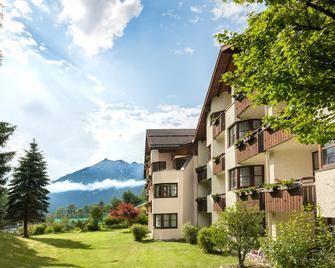 Dorint Sporthotel Garmisch-Partenkirchen - Гарміш-Партенкірхен - Building