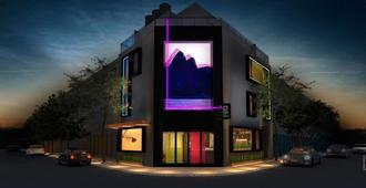 依帕內瑪海灘旅舍 - 里約熱內盧 - 建築