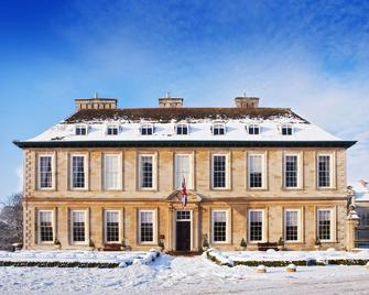 Stapleford Park Country House Hotel And Sporting Estate - Melton Mowbray - Building
