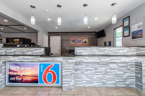 Motel 6 Atlanta Northeast - Norcross - Norcross - Ρεσεψιόν