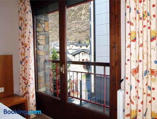 Guillem - Encamp - Balcony