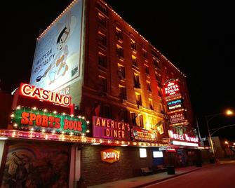 Historic Hotel Nevada And Gambling Hall - Ely - Building