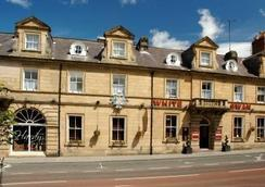Classic Lodges - The White Swan - Alnwick - Building