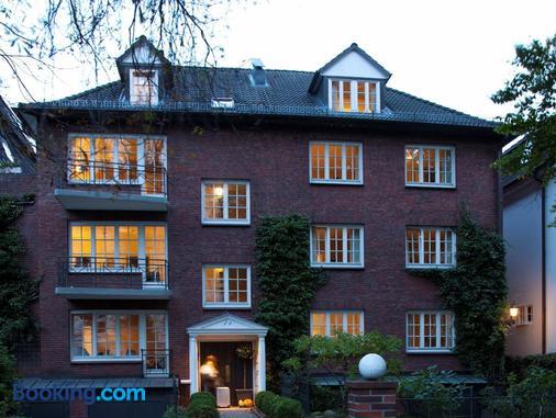 Von Deska Townhouses - Ivy House - Hamburg - Building