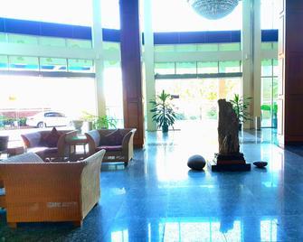 Myat Nan Yone Hotel - Nay Pyi Taw - Σαλόνι ξενοδοχείου