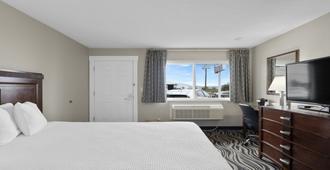 Astoria Rivershore Motel - Astoria - Κρεβατοκάμαρα