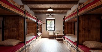 Turn Hostel - Ljubljana - Bedroom