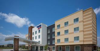 Fairfield Inn & Suites by Marriott Dallas West/I-30 - Dallas - Building