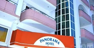 Panorama Hotel - Rhodes - Building