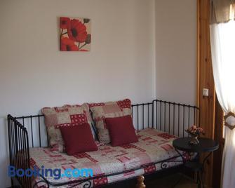 Gite Tranquyl - Barcelonnette - Wohnzimmer