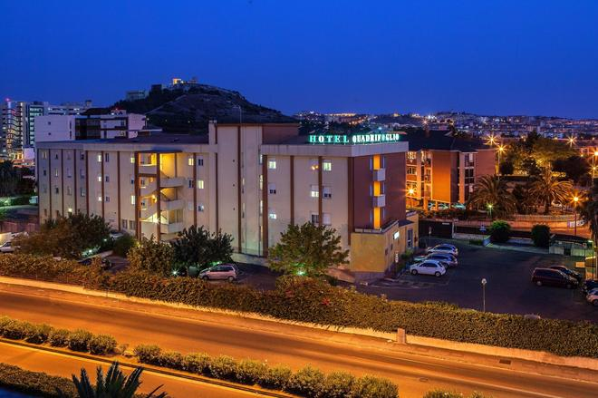 Hotel Quadrifoglio - Cagliari - Building