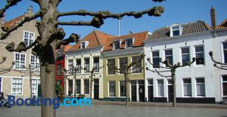 B&B Vierwinden - Vlissingen - Building