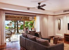 Heritage Awali Golf And Spa Resort - Bel Ombre - Stue