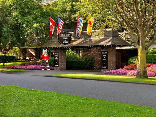 Royal Scot Hotel & Suites - Victoria - Rakennus