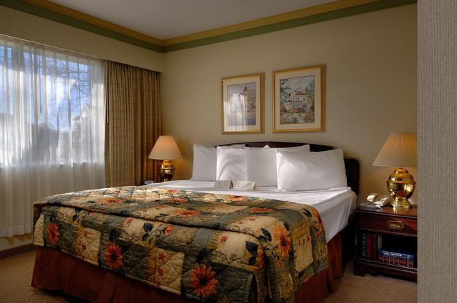 蘇格蘭皇家套房酒店 - 維多利亞 - 維多利亞 - 臥室