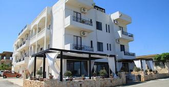 Alexis Hotel - La Canea - Edificio