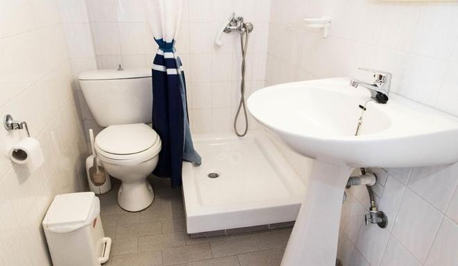 Alexis Hotel - Chania Town - Phòng tắm
