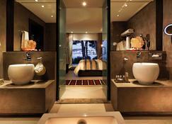 Movenpick Hotel Gammarth Tunis - La Marsa - Bathroom