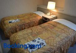 Abashiri Royal Hotel - Abashiri - Bedroom