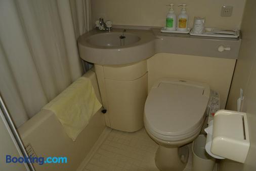Abashiri Royal Hotel - Abashiri - Bathroom