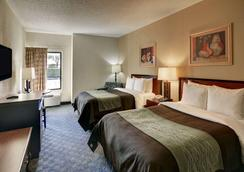 Quality Inn And Suites Dfw Airport South - Irving - Makuuhuone