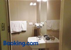 阿瓦朗汽車旅館 - 甘比爾山 - 干比爾山 - 浴室