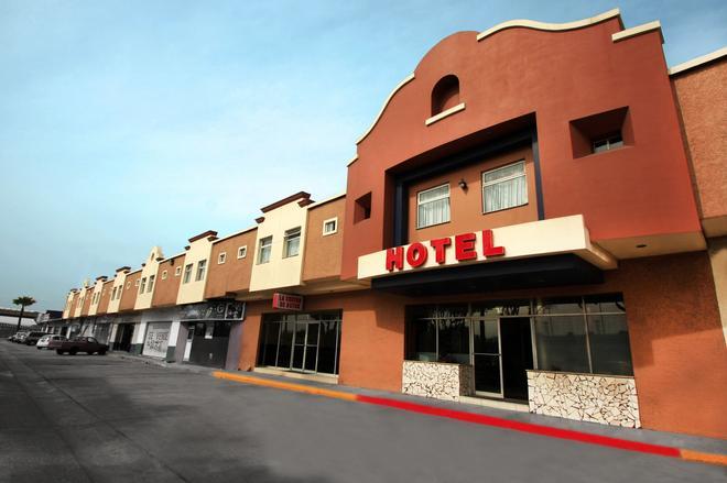 提華納阿斯特酒店 - 提瓦那 - 提華納 - 建築