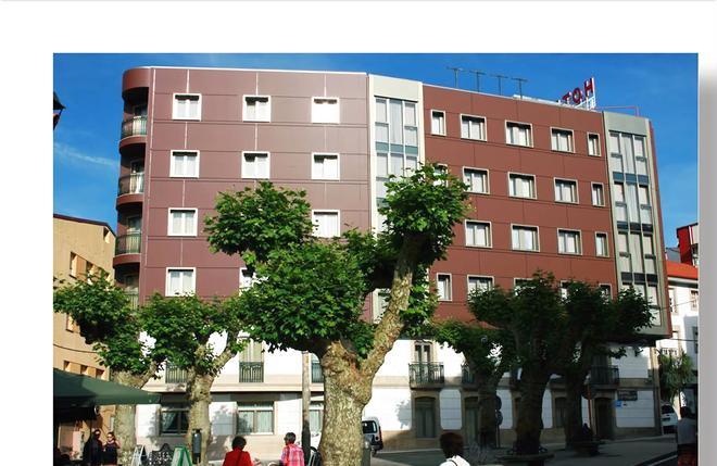 Hotel La Noyesa - O Grove - Bâtiment